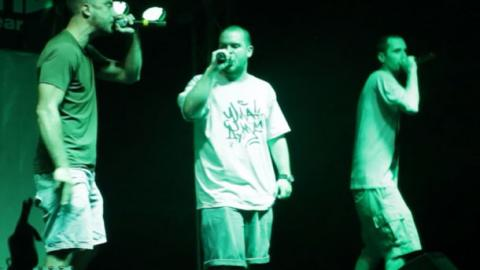 Жлъч, Prim & NRV @ Nature All Hip Hop (18.08.15) - 50 STOTINKI