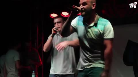Керанов & Jay @ Nature All Hip Hop (18.07.15) pt.2 - 50 STOTINKI
