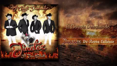 Jinetez De Tierra Caliente - El Coyote Desalmado (Corrido Oficial)  - Cruz de Piedra