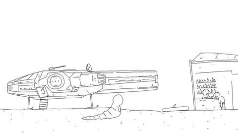 Speedrun: Star Wars Episode IV A New Hope (Ep #3) - 1A4Studio