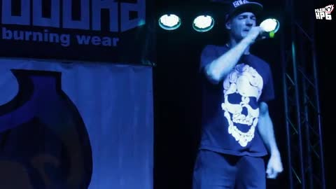 MD Beddah @ Nature All Hip Hop (18.07.15) pt.3 - 50 STOTINKI