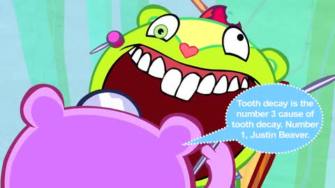 Nuttin' But The Tooth - Happy Tree Friends