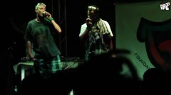 Wosh MC & Feel @ Nature All Hip Hop (17.07.15)
