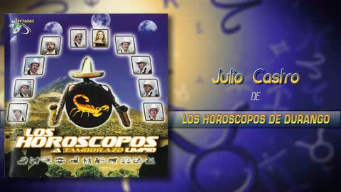 Los Horóscopos De Durango - Julio Castro - Cruz de Piedra